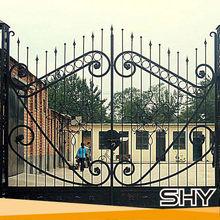 Decorative Iron Gates Models/ Iron Gate Designs
