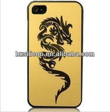 2012 New design aluminum phone case for Iphone4s