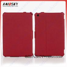 Leather Passport Folio for iPad Mini leather cover case