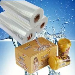 15 micron plastic film pof rolls