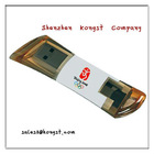 Olympic Logo with customer shape usb drive for 2gb 4gb 8gb 16gb