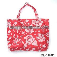 2012 Fashion promotion printing foldable bag