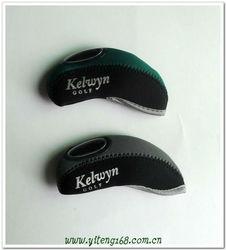 2013 top quality neoprene custom golf iron head cover