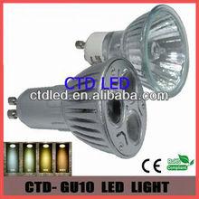 ECO Halogen Gu10 3X2W CREE Led Spotlight