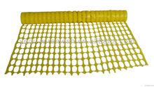 colorful plastic alert fence net