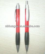 Back to school Plastic ballpoint pen and automatc pencil set, Couple Pens