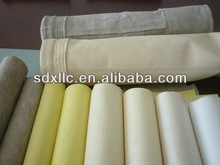 High tempreture reisistance Nonwoven Nomex dust filter cloth for dust bag sewing as industry cloth used for air dust filtration