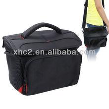 Wholesale Portable Cloth Digital Camera Bag with Strap, Size: 25x20x20cm