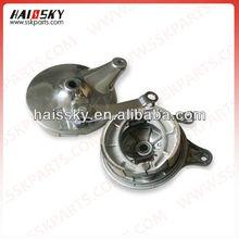 GN125 150 200 motorcycle rear wheel hub cap for suzuki