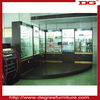 Retail shop decorative counter display for auto parts