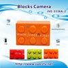 JVE-3336A-2 Blocks shape; Max 32GB, 3 colors option; new shape usb drive;digital sound recorder;audio smart camera