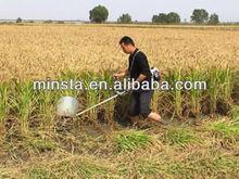 42.cc mini paddy rice harvest equipment factory in China / Skype:Minsta-Blair