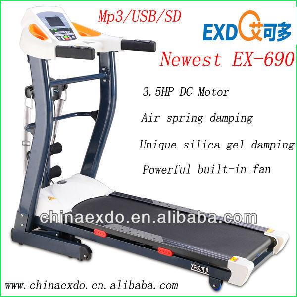 treadmill gravity altered