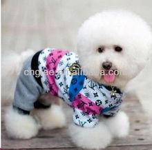 double desk cotton dog clothes