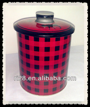 Irregular wholesale candy tins