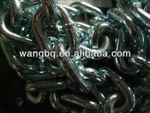 Galvanized Din 763 link chain
