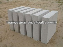 heat insulation brick board - best building material used in cold area (use perlite )