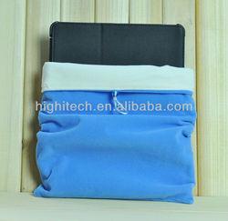 Soft Pouch Case Cover Bag For Apple iPad Mini Samsung Galaxy Tab
