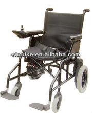 2012 New Folding Power Chair / Electic wheelchair --- RK3471A#