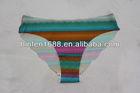 2013 Colorful Print Ladies One Piece Underwear