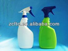 Plastic PE bottle, chemical liquid bottle, empty sprayer bottle 500ml