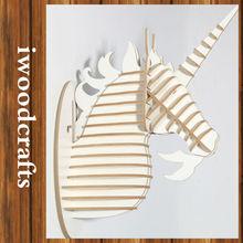 Wholesale Creative Shabby Chic Decor,Unicorn Decoration iW-WD98903