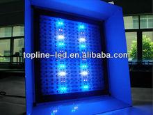 580w led grow light lumens 3w full spectrum led grow lights for nursery, green house, plant window display