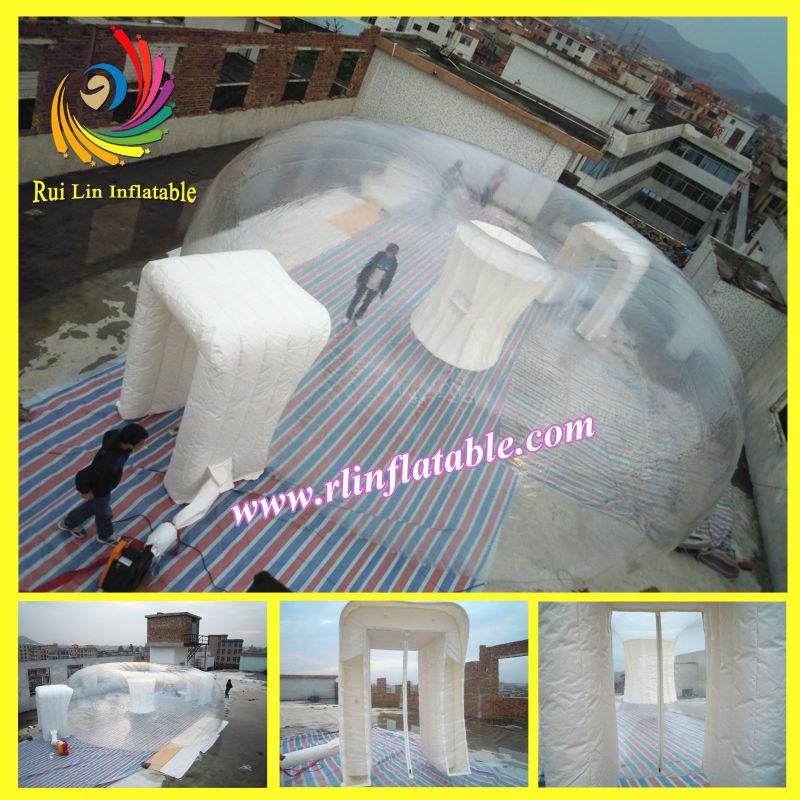 2013 bulle transparente tente gonflable appareil gonflable pour publicit id - Tente bulle transparente ...