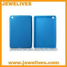 Solid color Simple soft Silicon Case for iPad Mini