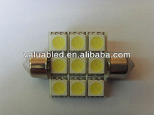 festoon auto led bulb,c5w auto led lamp,interior led auto lighting