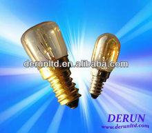 T18 CLEAR E12 15W Bulb