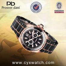 Japan movt watches ODM watch king quartz watch