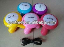 2012 hot gift mini massager/mini body massager
