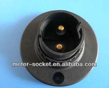 B22 electric plastic PBT lamp base