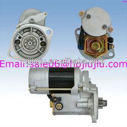 4JB1 2.0kw car 12v Isuzu starter motor 16739 OEM:8-94412-730-1