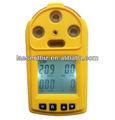 Pgas -- 41 fl/coخدمة/o2/h2s متعددة للكشف عن الغاز المحمولة