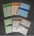 Caderno espiral escola/diário para a escrita de papel capa