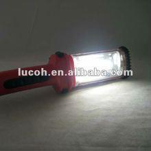 2012 New lucoh rechargeable super Power 3W COB LED Portable Light