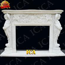 white stone marble fireplace surround fireplace marble mantel fireplace
