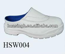 XY,2012 Fashion Urban Popular White Microfiber Anti-bacterial ESD Medical Shoes
