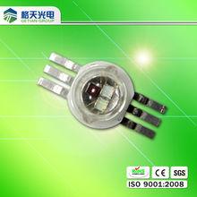 Getian 3w 6 pin rgb power led