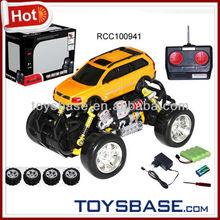 4WD drift rc car spare parts