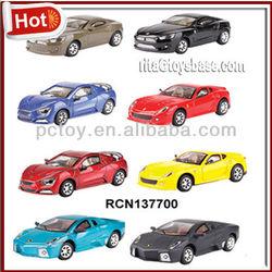 Die cast mini rc cars