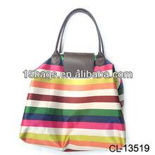 2012 Fashion promotion foldable wholesale shopping bag