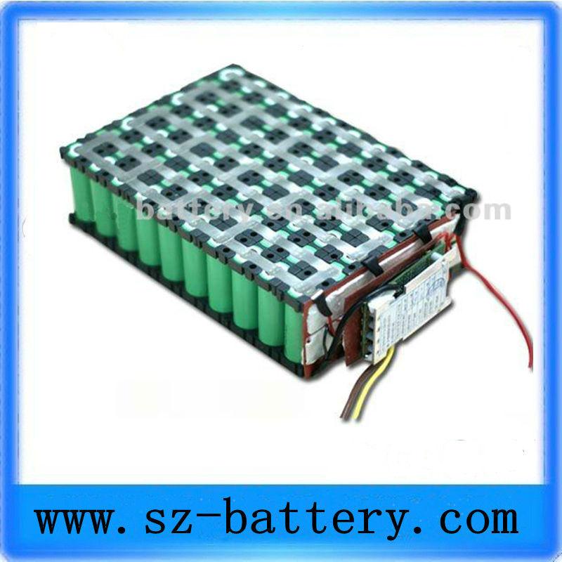 Батарея из 18650 своими руками