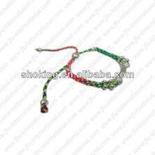 Colorful Hand Woven Friendship Bracelets