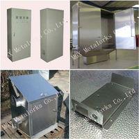 OEM High Quality Sheet Metal Fabrication Work