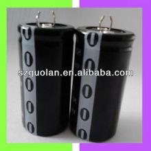 35*60mm 400V 820UF Aluminum Electrolytic Photo Flash Capcitor Electric Capacitor