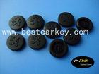 silicone remote control pad for Peugeot remote rubber key button