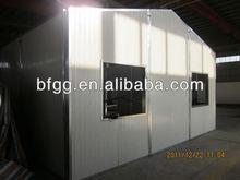 free design /Light weight/easy transportation sunshine mobile homes
